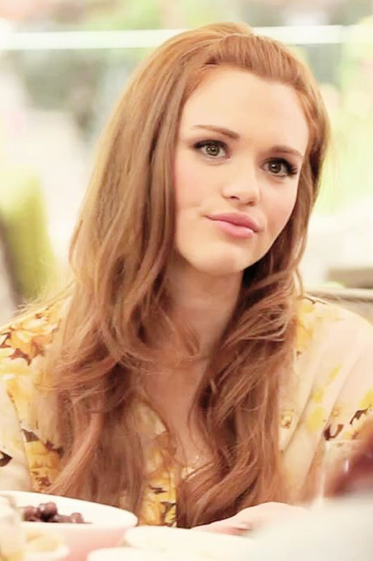 Holland Roden is my hands down wife of choice: