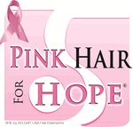 In October you can go to participating salons and donate to Breast Cancer Awareness and get a pink extension.  Call 855-LUV-PHFH for participating salons