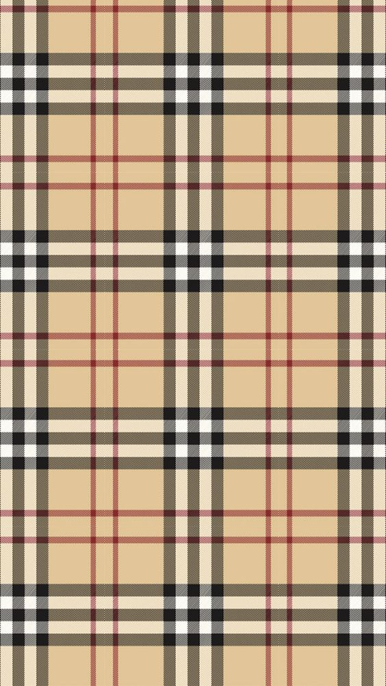 Burberry, Wallpapers and Plaid on Pinterest