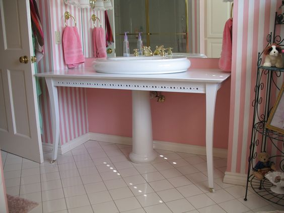 Pedestal Sink With Counter Space : and more pedestal sink counter space we have pedestal sinks counter ...