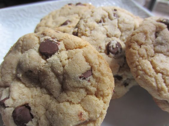 Chocolate chip cookies made with coconut oil | healthy inspiration ...