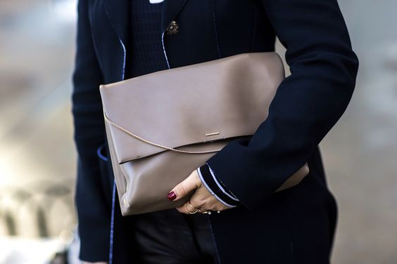 JOURlook: Hugo Boss und die Luxus Staple Bag - Journelles