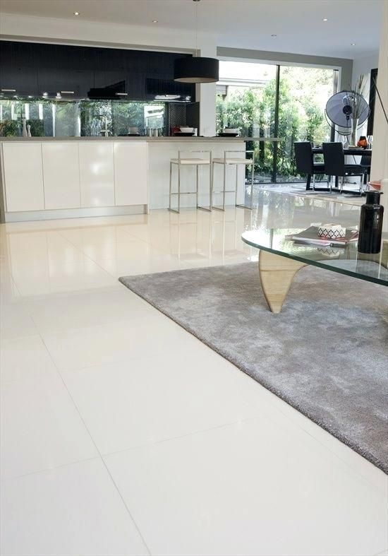 White Grout For Kitchen Floor