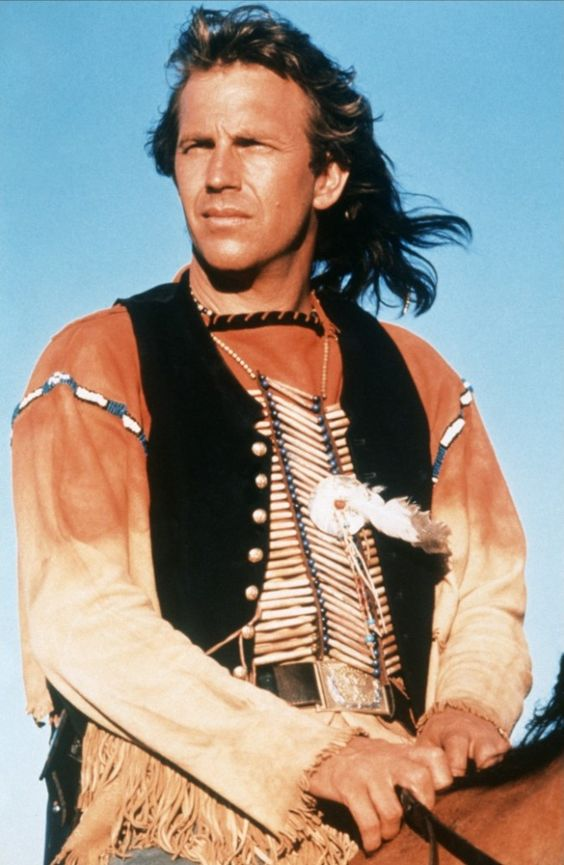 Dances With Wolves - Kevin Costner, 1990. | Favorite ...