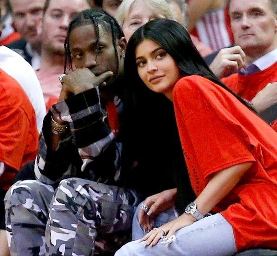 la hija de Kylie Jenner