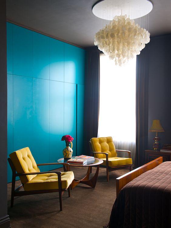 Jo Atkins Hughes' bedroom: Photography Ingrid Rasmussen Styling & Words Emily Wheeler