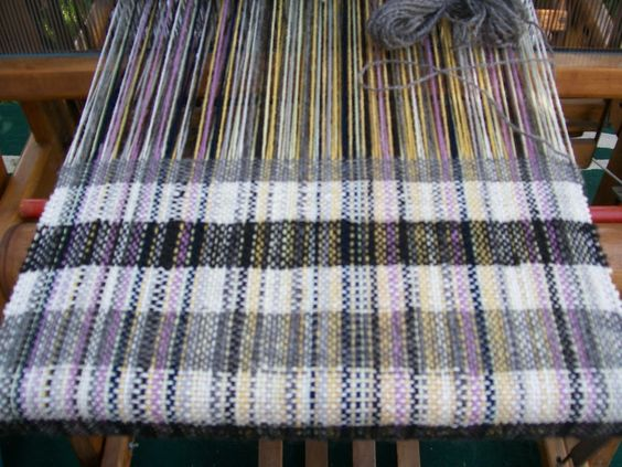 gray weaving