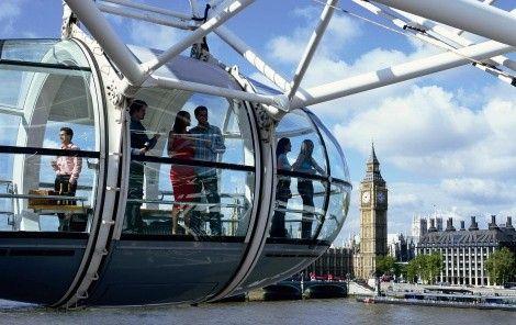 EDF Energy London Eye | Unique Venues of London