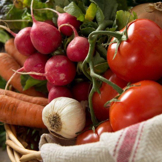 Dixie Delight Seasonal Mixed Vegetable Basket