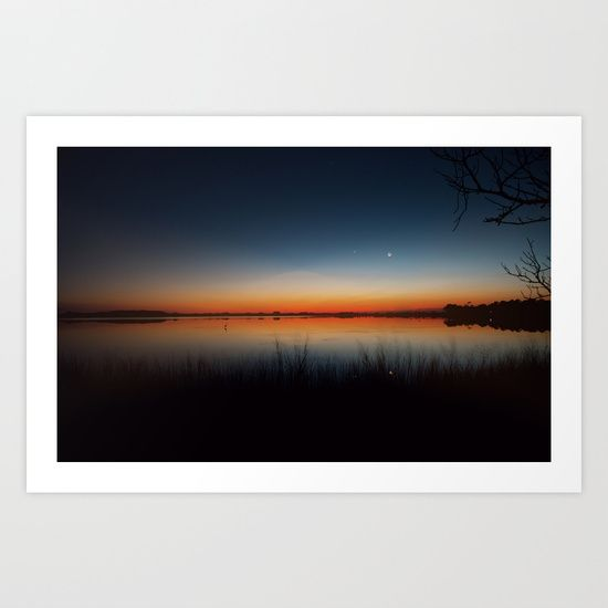 An incredible North Florida sunset.  www.mattburkephoto.com