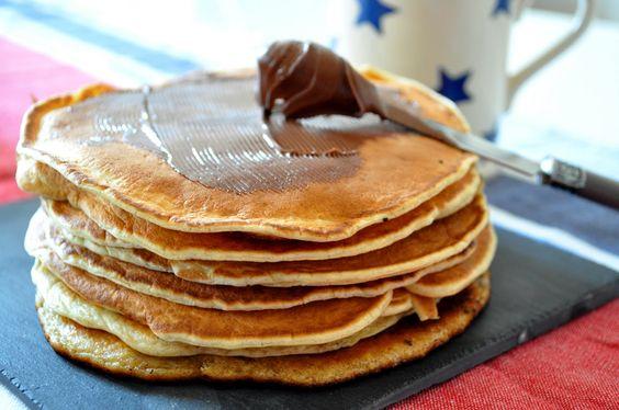 Elodie's Bakery: Pancakes