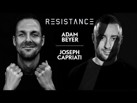 Adam Beyer B2b Joseph Capriati Resistance Ibiza Youtube Joseph Capriati Joseph Ibiza