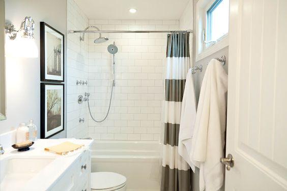 crisp, simple bath