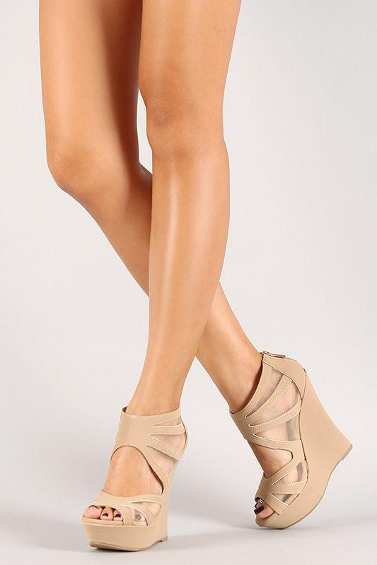 Beautiful Summer Wedges Sandals