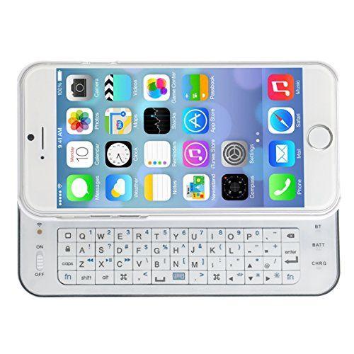 Sale Preis: Pixnor Ultradünne ausziehbare Wireless Bluetooth Tastatur schwer zurück Case Schutzhülle mit Hintergrundbeleuchtung für 4,7-Zoll iPhone 6 (weiß). Gutscheine & Coole Geschenke für Frauen, Männer & Freunde. Kaufen auf http://coolegeschenkideen.de/pixnor-ultraduenne-ausziehbare-wireless-bluetooth-tastatur-schwer-zurueck-case-schutzhuelle-mit-hintergrundbeleuchtung-fuer-47-zoll-iphone-6-weiss  #Geschenke #Weihnachtsgeschenke #Geschenkideen #Geburtstagsgeschenk