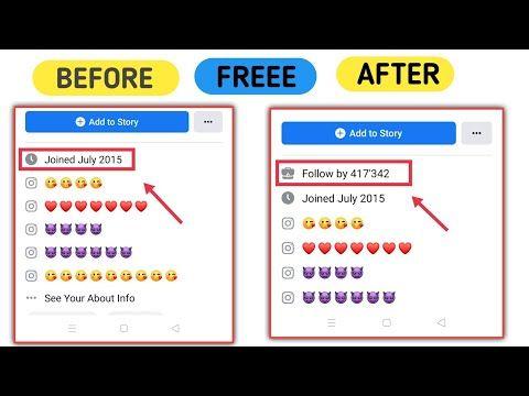 Facebook Followers Kaise Badhaye How To Increase Facebook Follower Fb Auto Followers Followers Youtube Auto Follower Facebook Followers Facebook