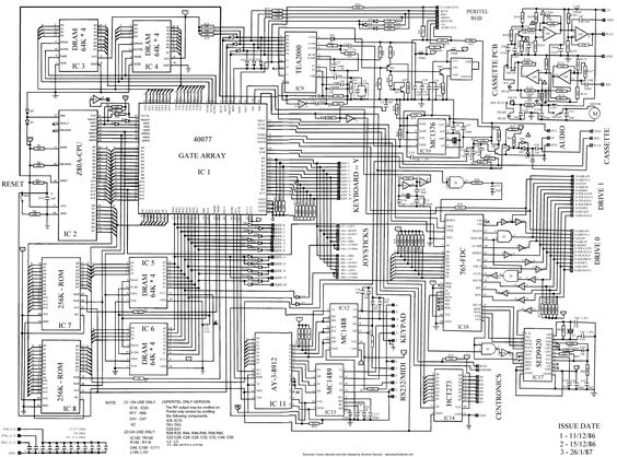 complex circuit diagram the wiring diagram computer motherboard circuit home office circuit circuit diagram
