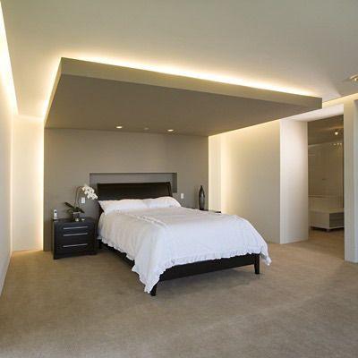 DRT - Decken Bedrooms Pinterest Holzdecke, Decken und Suche - indirekte beleuchtung wohnzimmer decke