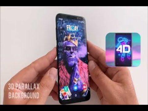 3d Parallax Background الأكثر من رائع تطبيق الخلفيات الـ 3d النسخة المدف Samsung Galaxy Phone Galaxy Phone Galaxy