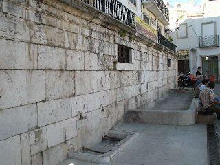 CIDADANIA LX: Imagens de Marca - Lisboa/Portugal - chafariz de dentro alfama