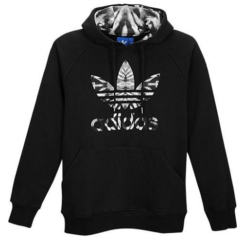 adidas Originals Pull Over Hoodie - Men's | Hoodies men pullover ...