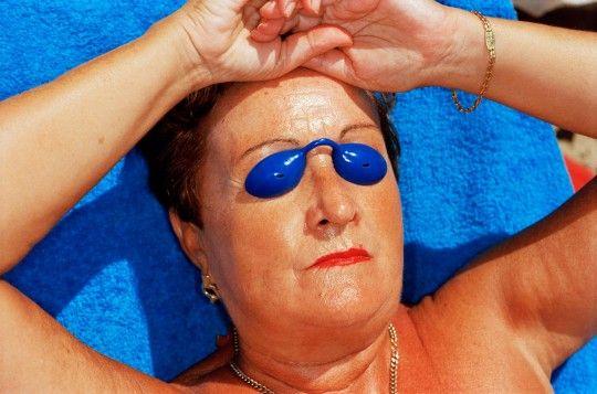 Life's A Beach © Martin Parr, Spain, Benidorm, 1997