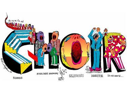 School Choir Clipart - Free Clip Art Images | Free Music ...