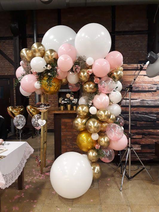 Girlanda Balonowa Balloons Party Christening