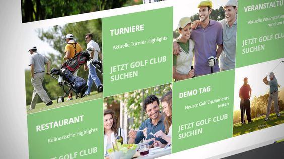 Trailer Golf Spieler - More Golf for your Life!  #golf4life #golf #golfspieler #golfclubs #golfhotels #golftrips #moregolf4yourlife