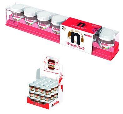 Mini nutella 30g pesquisa do google nutella pinterest search nutella and minis - Petit pot de nutella ...