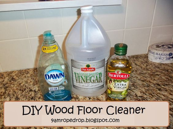 9am Rope Drop Diy Wood Floor Cleaner Home Helpers