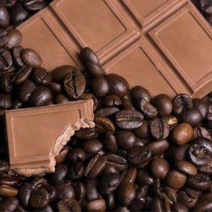 coffee and chocolate, Chocolate-Covered Cofee Beans