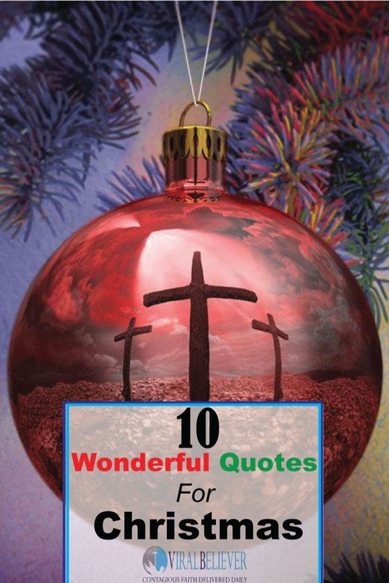 Christian quotes and sayings for your Christmas cards and celebrations. If you are looking for a little Christmas inspiration, this beautiful slideshow will do the trick!