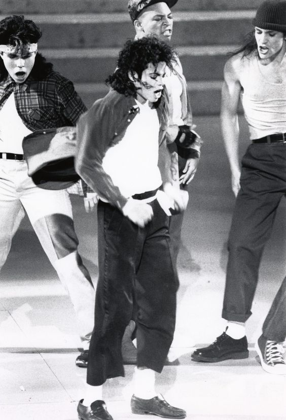 Michael Jackson Performs | GRAMMY.com