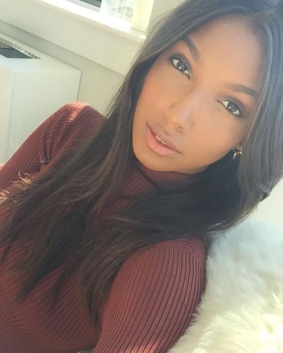 // Pinterest @esib123 //  #beauty #makeup #looks  Jasmine Tookes