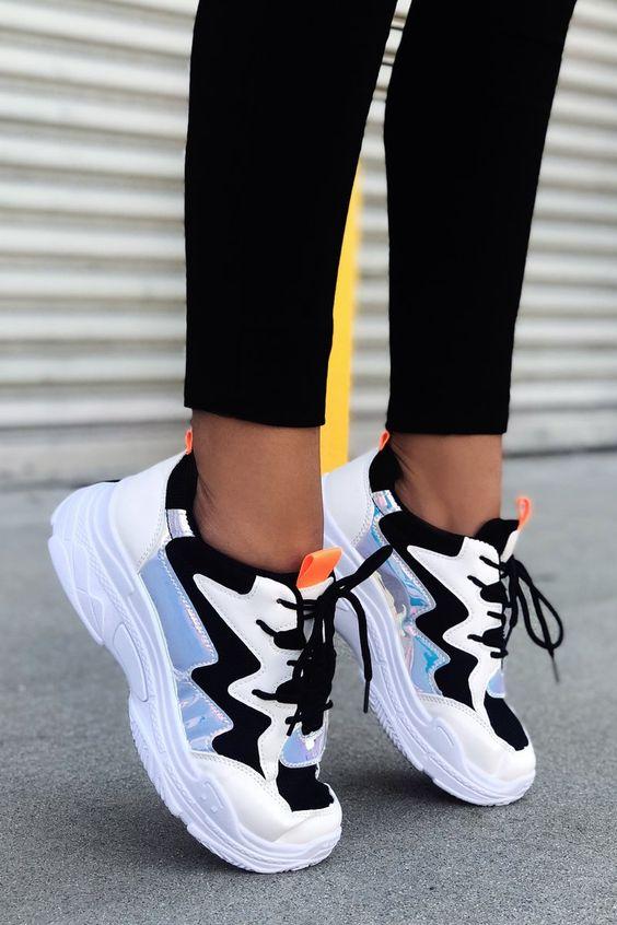 Fresh Women Sports Shoes