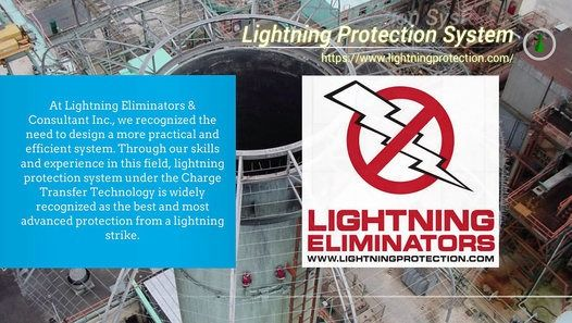 Lightning Strikes Can Be Catastrophic For A Building Or Any Structure That Is Not Adequately Secured At Lightning Eliminators C System Protection Technology