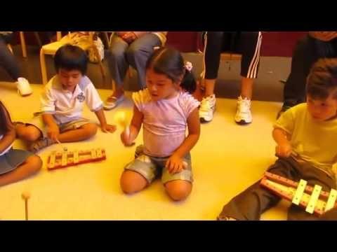 estimulacion musical ninos 2 anos