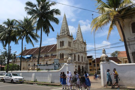 Church in Kochi