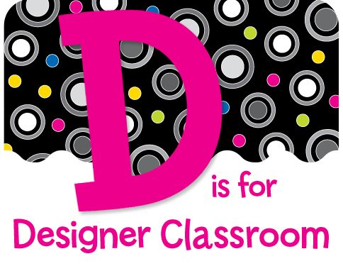 Have you seen Creative Teaching Press' Designer Classroom collections?