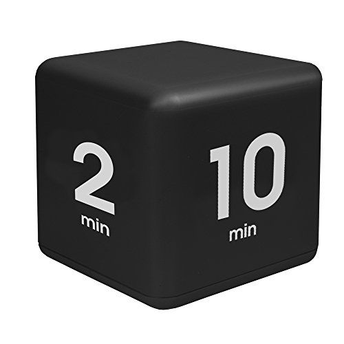 The Miracle Timecube Timer 2 10 20 45 Minutes Kitchen Timers