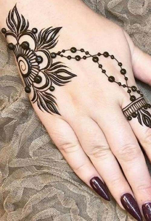 Back Of Hand New Mehndi Style Latest Mehndi Designs New Mehndi Style Back Hand Mehndi Designs