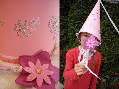 Bricolage: Le déguisement de fée