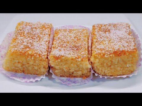 كيكة البسبوسة كيكة الرواني بطريقة ناجحة ومضمونة هتخليها هشة ولذيذه وسر ريحتها أكلنا بالمصري Youtube Tart Recipes Food Desserts