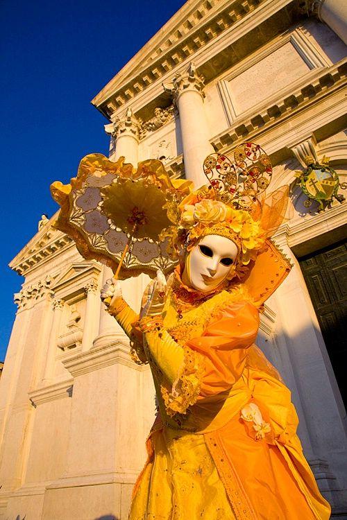 Carnivale mask & costume ~ 14312 - ID: 7943101 © Jim  Zuckerman