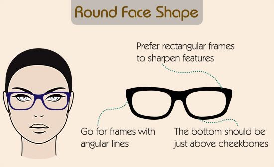 eyeglass frames for round faces