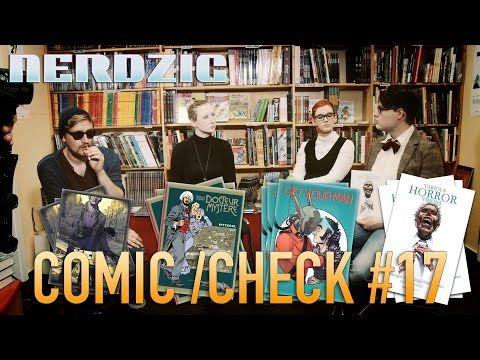 COMIC BITS ONLINE: Das Literarische Vierlett der Indie-Comics - Nerdz...