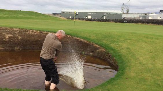 The world's best golfer?