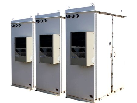 Surplus Cabinets:    Lattice offers a variety of refurbished and like-new telecom cabinets. Sizes vary and are made to order.
