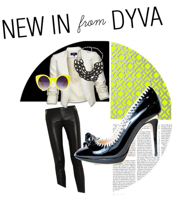 Beautiful new black Dyva pump!